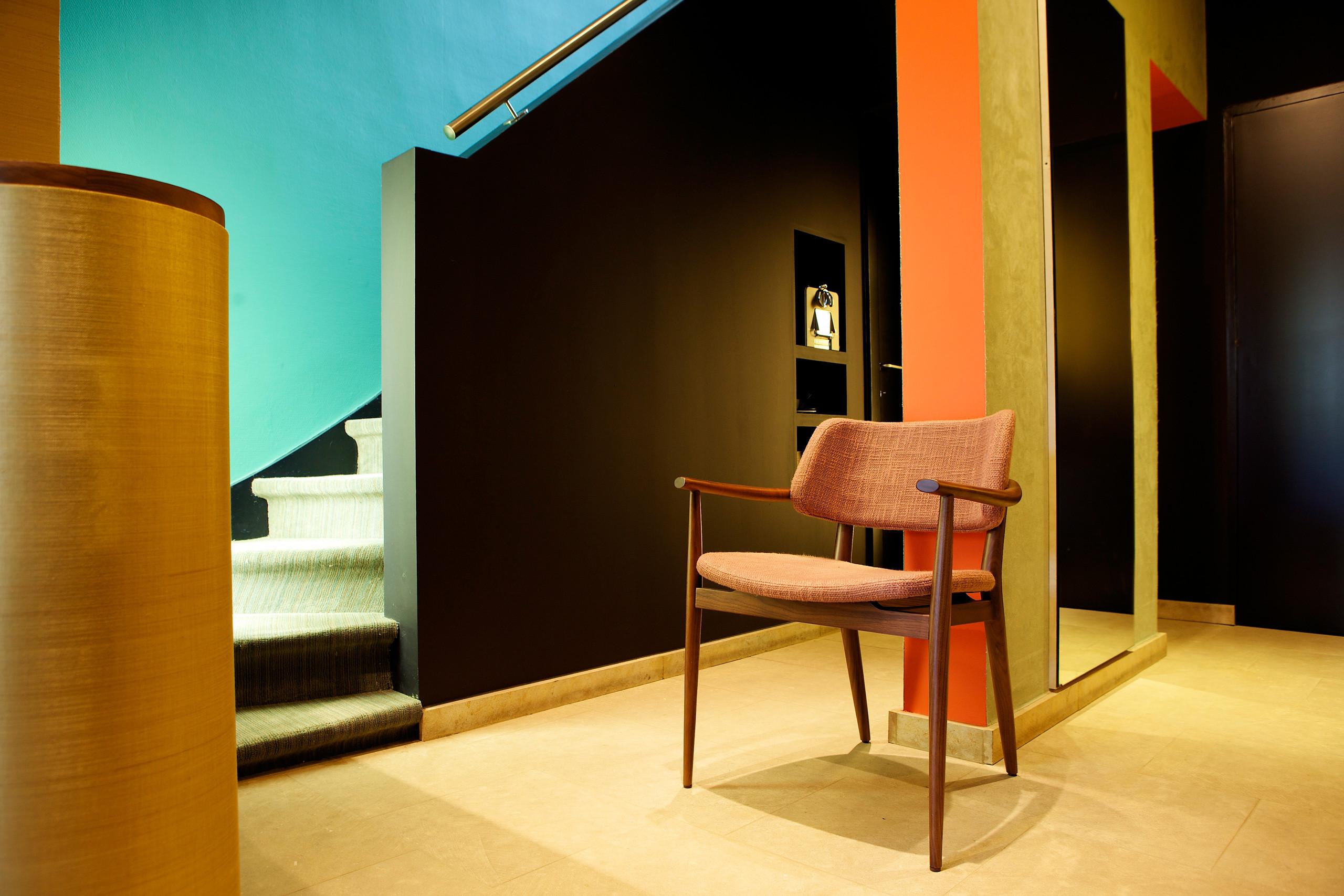 Stefan Van Borm - 50's interieur